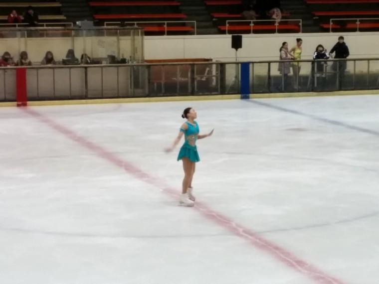 2016フィギュア競技 全道 写真③