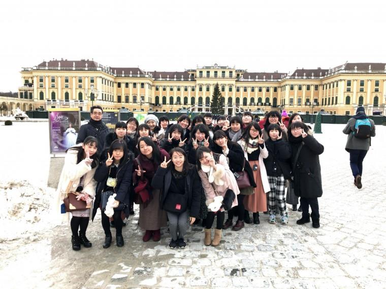 2019ウィーン修学旅行2日目_2