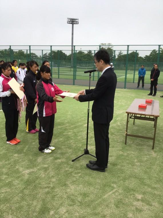 テニス部③