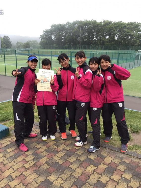 テニス部②