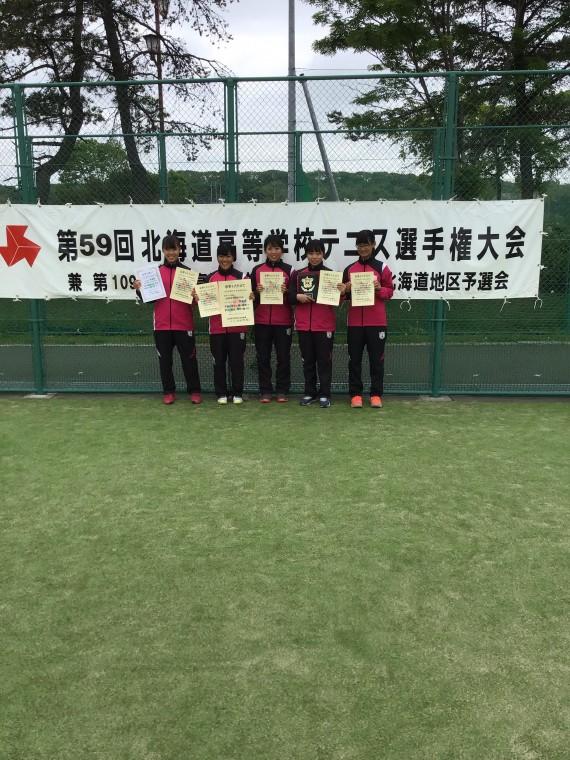 テニス部①